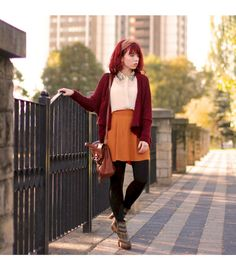 Nice 82 Fall Outfits with Cardigans for Women https://bitecloth.com/2017/09/04/82-fall-outfits-cardigans-women/