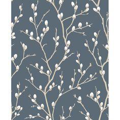 "Graham & Brown Innocence 33' x 20"" Floral and Botanical Wallpaper | AllModern"