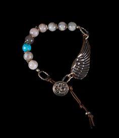 Angel wing bracelet $99