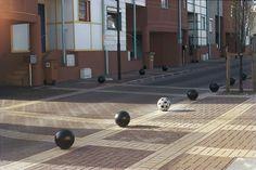 Boris Achour, Action-peu Soccer Art, Football Art, Sculptures, Action, Sport, Street Art, Photographs, Outer Space, Group Action