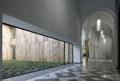 Rehabilitación del Palacio de San Telmo para Sede de la Presidencia de la Junta de Andalucía GUILLERMO VAZQUEZ CONSUEGRA
