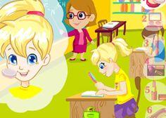 JuegosPolly.com - Juego: Polly Fun Makeover - Jugar Gratis Online