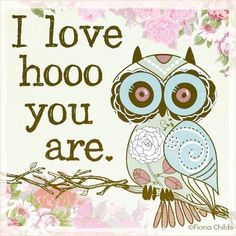 ❥ My website: http://fionachilds.com ❥ I pin here: http://www.pinterest.com/fionachilds ❥ Instagram: http://instagram.com/fionavchilds ❥ Let's be tweethearts: https://twitter.com/FionaChilds I love hooo you are! #Iloveyou #youareawesome #Iloveowls