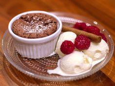 Chokladmania deluxe - Tobbes kladdiga chokladmuffins. Chocolate Lava Cake, Lava Cakes, Cupcake Recipes, Panna Cotta, Pudding, Cupcakes, Sweets, Eat, Cooking
