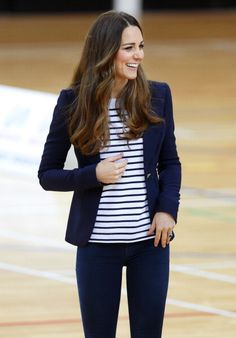 A Brief History of the Iconic Breton Stripe | StyleCaster