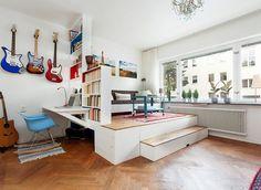 山形SHANXING的相册-小户型公寓室内设计参考