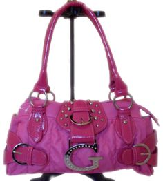 Never owned a pink purse