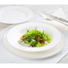 Our Moments Bone China set is an elegant, light weight option for your dinning room. The bone ash infused ceramic makes it more durable that traditional porcelain. It has place settings for 4 and is dishwasher safe. Christmas Dinnerware, Knife Block Set, China Sets, Holiday Looks, Dinnerware Sets, Bakeware, Caprese Salad, Kitchen Gadgets, Bone China