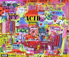 Artwork >> Mahi Art Brut >> New York