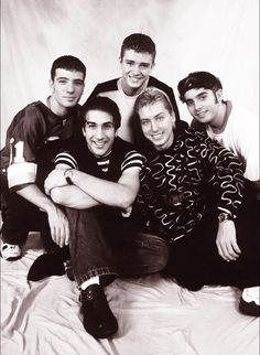 NKOTB who?? They don't even have the original members! BSB ...