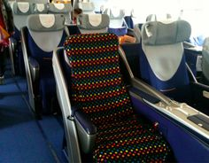 Lufthansa First Class With NiceSeats Airplane Seat Cover Sitinstyle Traveltips Packingtips