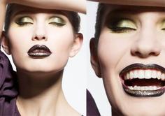 Glamourös ins neue Jahr – mit Gina´s Silvester-Make-up