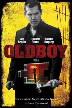 Zack reviews Oldboy