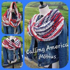 Möbius Loop Crochet, Design, Fashion, Fashion Styles, Scarf Crochet, Handarbeit, Breien, Moda