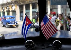 WASHINGTON (AP) — Swiftly expanding trade ties with Cuba, the Obama administration opened the door to easier travel and a wide range of new export opportunities with the communist island starting Friday, punching the biggest hole to date in America's half-century-old embargo. Less than a month after the Cold War foes agreed to end their …
