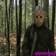 Scary Saturday night gifs | Jason loves a bargain, he even got a free slightly used severed arm ...