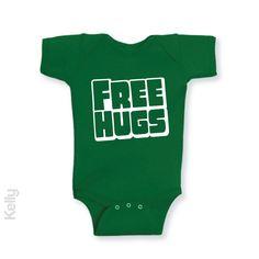 Free Hugs - Infant Onesie