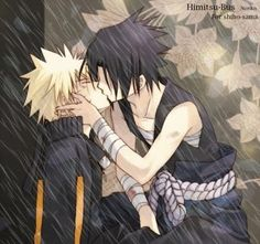 I just simply find this adorable. We all know that Sasuke and Naruto are and will always be meant for each other.
