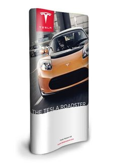 3x1 Pop-Up Frame System Pop Up, Fabric Display, Tesla Roadster, Exhibition Display, Graphic Prints, Messages, Design, Expo Stand, Popup