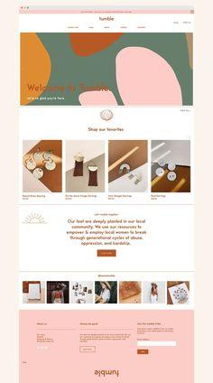 tumble on Behance, graphic design, web design Web Design Trends, Site Web Design, Web Design Tutorial, Design Ios, Web Design Quotes, Web Design Company, Page Design, Branding Design, Blog Design