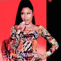 Nicki Minaj Live in Paris Flawless