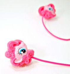 My Little Pony Friendship Is Magic - Pinkie Pie Earbuds