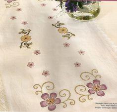 Gallery.ru / Фото #40 - ******toalhas de mesa****** - celita