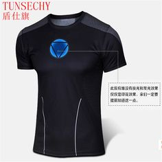 Iron Man Hottoys T Shirt Captain America  3D Printed T shirts Men Avengers Fitness Male Quick Dry Bodybuilding Crossfit Tops-in T-Shirts from Men's Clothing & Accessories on Aliexpress.com | Alibaba Group