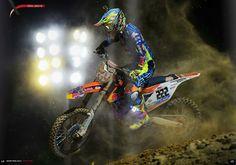 MXGP Antonio cairoli #222 Qatar 2015