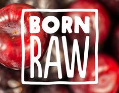 I developed the identity for video blogger, Born Raw, which is a documentation of his personal journey to becoming a raw vegan. From the look & feel of the brand, the style of the photography, the mood of the videos and the composition of the musical them…