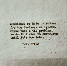 89 Best R M Drake Images Life Coach Quotes Beautiful Words