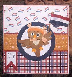 Marianne Design Cards, Bugaboo, Holland, Kids Rugs, Owls, Decor, Paper, Animals, The Nederlands