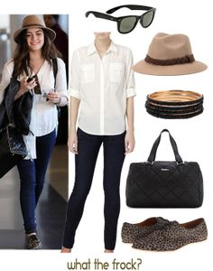 Celebrity Look for Less: Lucy Hale Style | What the Frock? - Affordable Fashion Tips and Trends