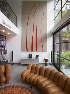 Gramercy Park Townhouse by Fractal Construction | HomeDSGN