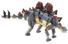 Go the way of the dinosaur Lego Dinosaurus, Legos, Lego Jurassic Park, Lego Dragon, Lego Kits, Lego Sculptures, Lego Animals, Lego Activities, Cool Lego Creations