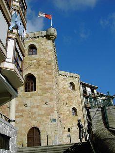 Vizcaya Bermeo Torre de Ercilla