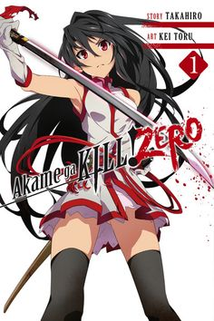 "BackAbout Akame ga KILL! ZERO Manga 01 They believed that every time they took a life, they brought happiness to another... Before becoming Night Raid's deadliest ally, Akame was a young girl bought by the Empire and raised as an assassin whose sole purpose was to slaughter everything in her path. Because that's what makes people happy...right?Discover Akame's shocking past in ""Akame ga KILL! ZERO,"" the prequel to the hit series ""Akame ga KILL!""Akame ga KILL! ZERO volume 1 features story by…"