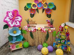 Moana Birthday Decorations, Ideas Decoracion Cumpleaños, Disney Halloween, Mj, Birthday Cake, Party Ideas, Baby, Moana Birthday, Kids Part