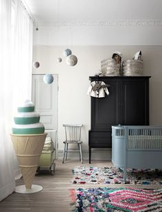 Children's bedroom accessories and furniture | Get some ideas to decor kids' bedroom. More at circu.net #ADDesignShow2019 #adshow #adshow19 #addesignshow #architecturaldigest