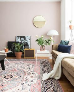my scandinavian home: An Inspiring Dutch Home With Colourful Accents
