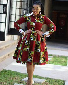 Latest Ankara Dress Styles - Loud In Naija African Fashion Designers, Latest African Fashion Dresses, African Dresses For Women, African Print Dresses, African Print Fashion, Africa Fashion, African Attire, African Wear, African Women