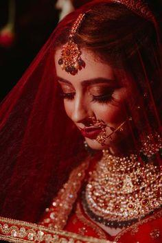 Indian Wedding Planning, Wedding Planning Websites, Engagement Gowns, Sabyasachi Bride, Indian Wedding Photography, Photography Ideas, Wedding Album, Red Wedding, Red Lehenga
