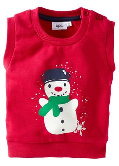 Vianočná dvojdielna súprava pozostávajúca z trička s dlhým rukávom a vesty. Oba diely majú okrúhly výstrih. Tričko s dlhým rukávom je do veľ. 80/86 a na ľavej strane pleca má skrytú gombíkovú légu, vesta má vo všetkých veľkostiach dva gombíky na ľahšie obliekanie aj vyzliekanie. Vianočná potlač na veste určite spestrí Vianoce. Vyrobené z bio bavlny. vrchný materiál: 100% bavlna (organická),  vrchný diel: 100% bavlna (organická)