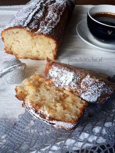 Ciasto z białą czekoladą Sweets Cake, Banana Bread, French Toast, Breakfast, Cakes, Morning Coffee, Cake Makers, Kuchen, Cake