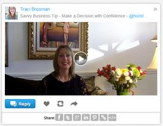 Make a Decision with Business Tips, Confidence, Self Confidence