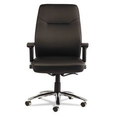 Alera LC Series Self-Adjusting Chair (, Chrome)
