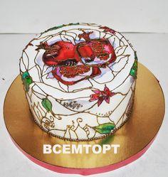 Торт Гранаты - Кондитерская - Babyblog.ru