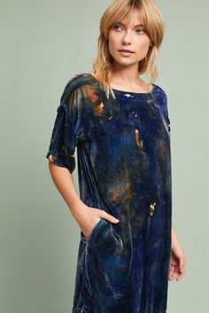 Shop the Tie-Dyed Silk Tunic Dress and more Anthropologie at Anthropologie today. Read customer reviews, discover product details and more.