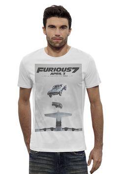 """Футболка Stanley Leads """"Fast & Furious / Форсаж"""" от KinoArt - Printio"""