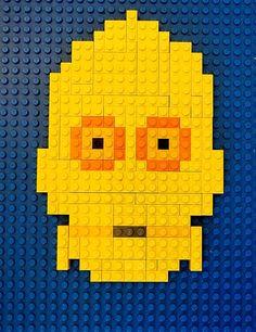 Star Wars Fun for Kids:Star Wars Lego Mosaics | Childhood101